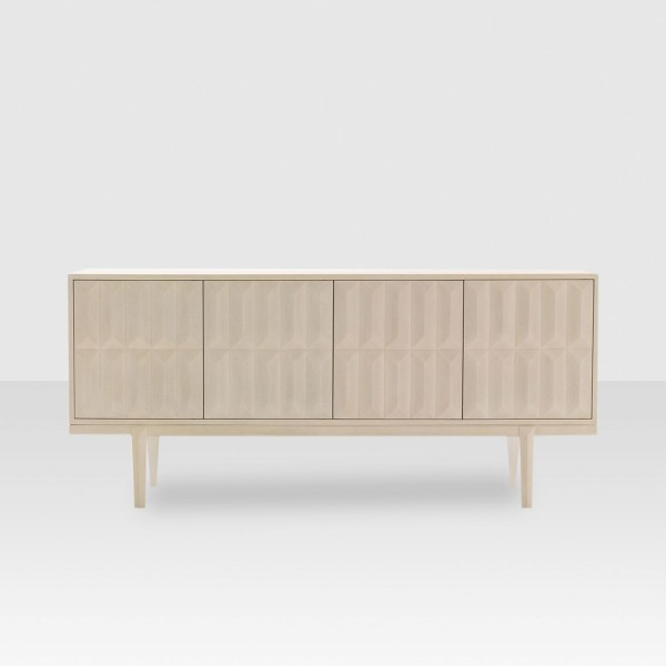 Media Consoles – Furniture – Elte With Regard To Recent Grey Shagreen Media Console Tables (Image 11 of 25)