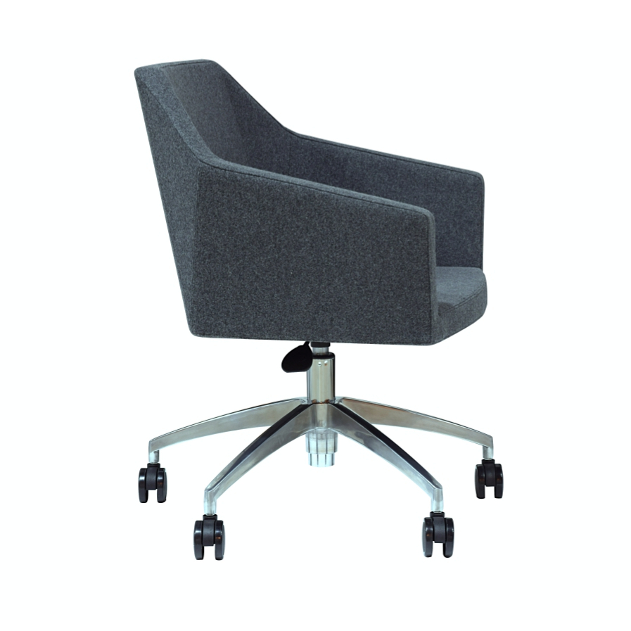Mercer Office Chair | Nuans Regarding Mercer Foam Swivel Chairs (View 9 of 25)