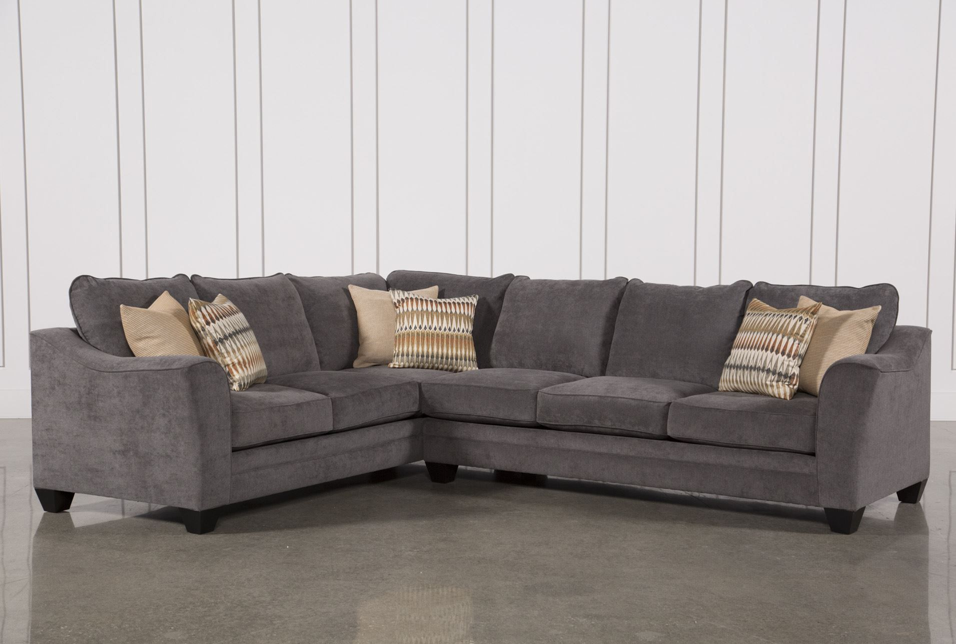 Mesa Foam 2 Piece Sectional | Products | Pinterest | Mesas, Room And Regarding Sierra Foam Ii Oversized Sofa Chairs (View 4 of 25)
