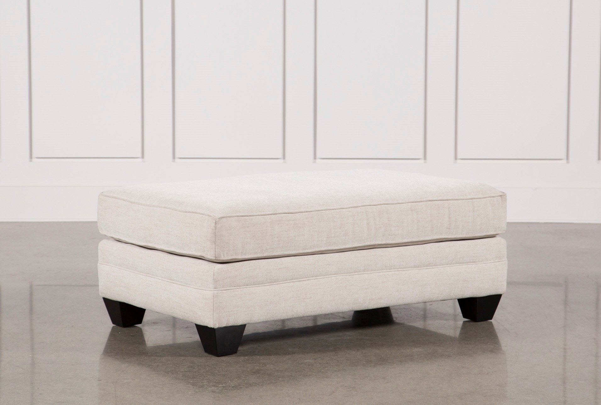 Mesa Foam Ottoman In 2018 | Home Decor Ideas | Pinterest | Ottoman For Sheldon Oversized Sofa Chairs (View 19 of 25)