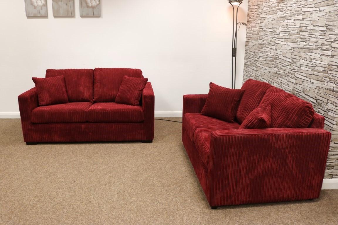 Milo (Famous Brand) Medium Sofa + Small Sofa | S2 Sofas With Regard To Milo Sofa Chairs (Image 10 of 25)