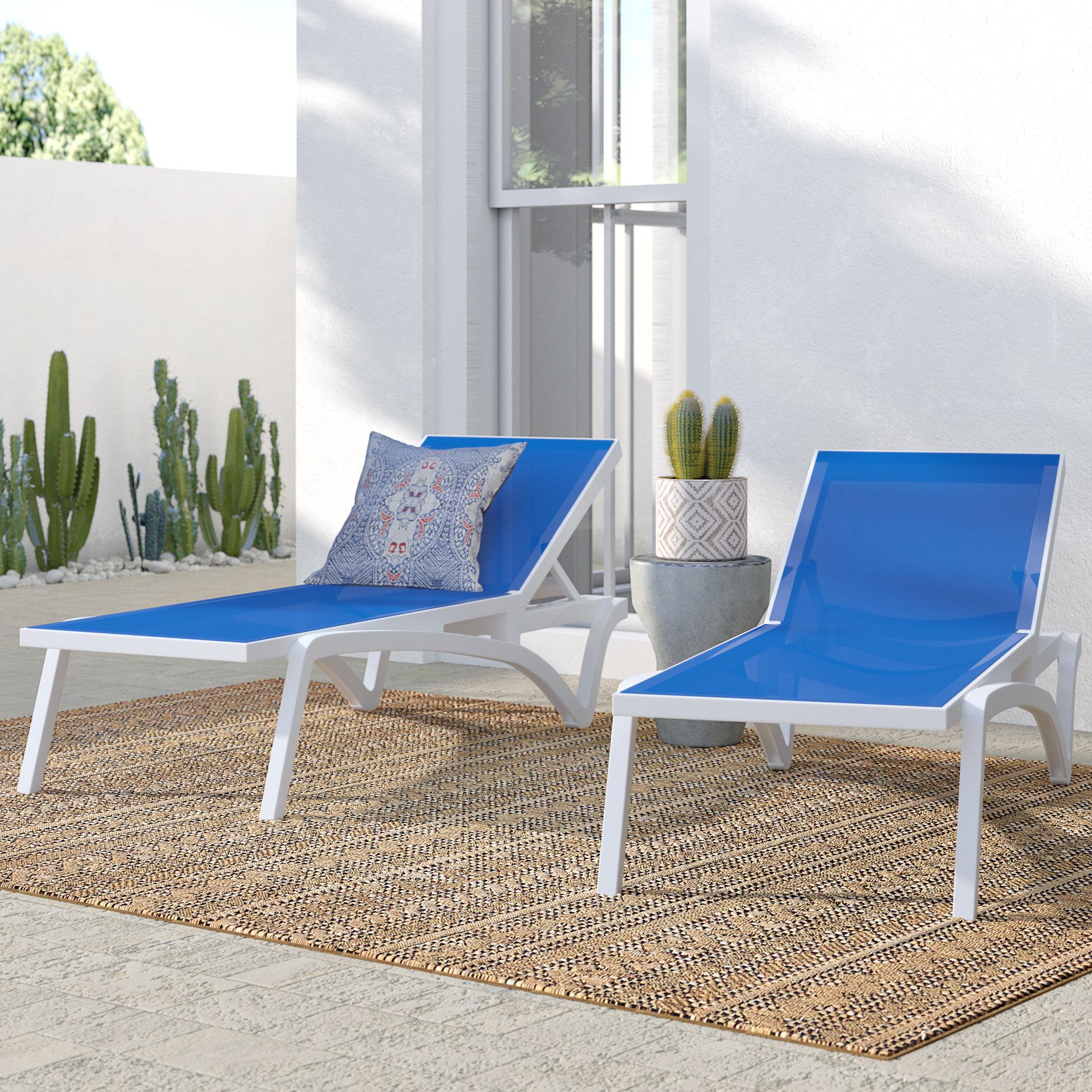 Mistana Kiara Chaise Lounge & Reviews | Wayfair With Kiara Sofa Chairs (Image 20 of 25)