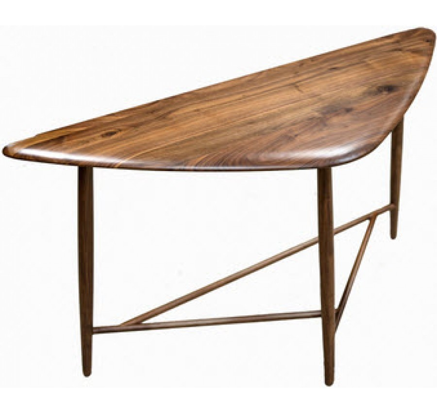 Modern Home And Office Furniture Store Remi Tri Console Table Intended For 2017 Remi Console Tables (Image 6 of 25)