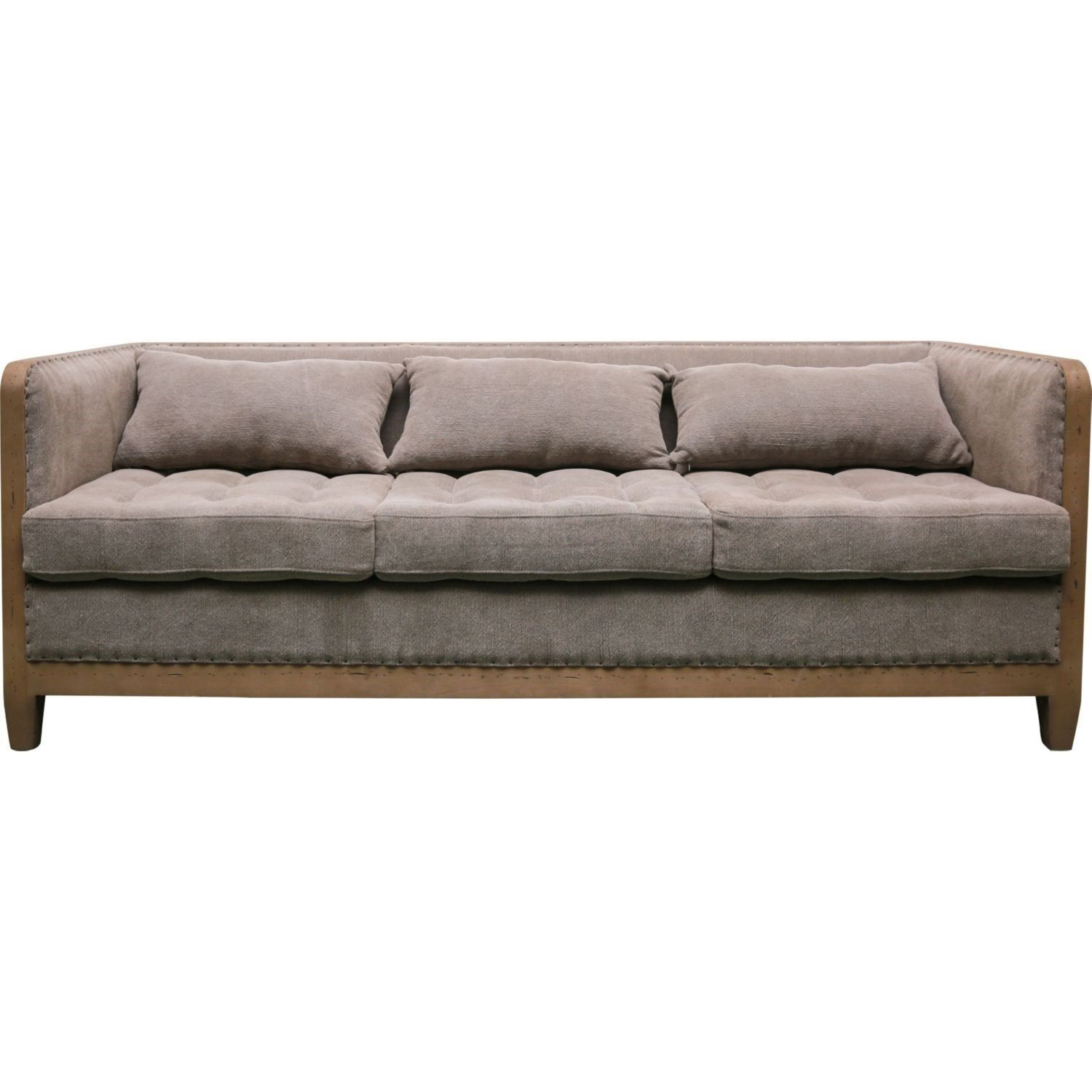 Moe's Home Collection Sx 1015 25 Cosette Sofa In Grey | Pinterest For Cosette Leather Sofa Chairs (Image 23 of 25)