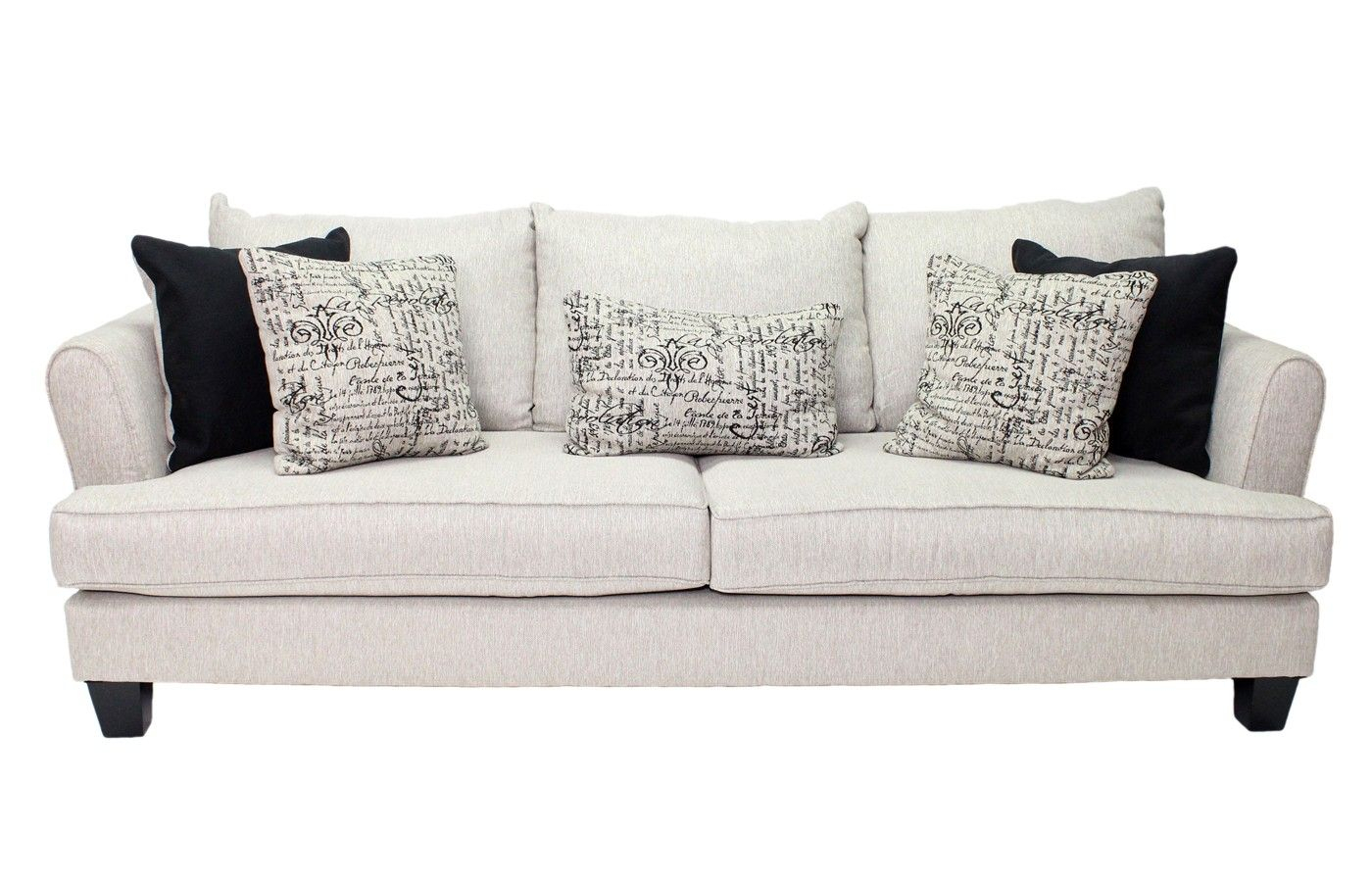 Mor Furniture For Less | Rachael Omega Mist Sofa – Sofas – Sofas In Escondido Sofa Chairs (Image 16 of 25)
