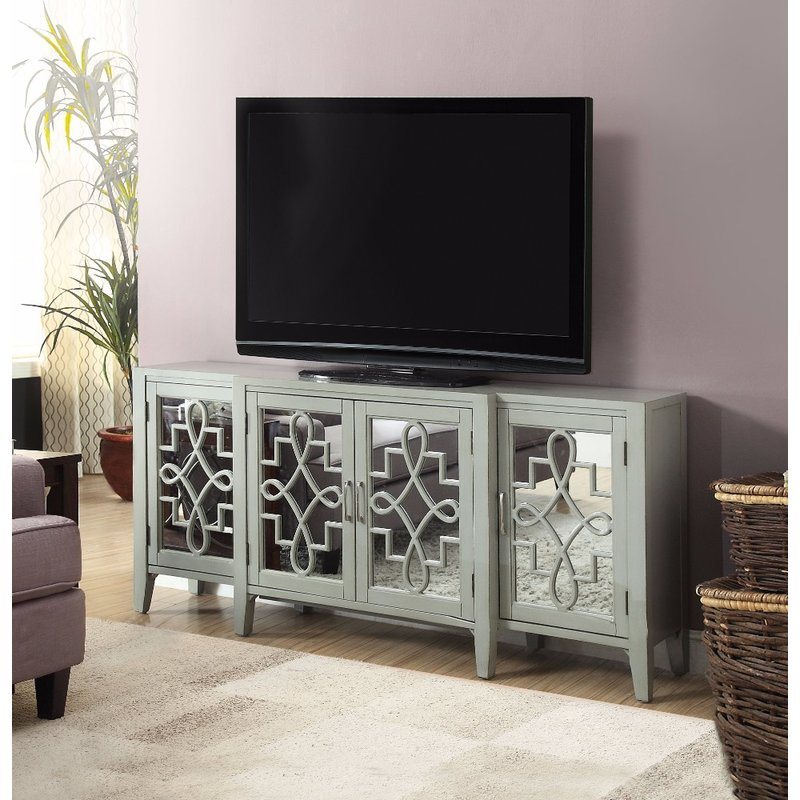Most Current Murphy 72 Inch Tv Stands With Regard To House Of Hampton Chanelle Tv Stand & Reviews (Image 14 of 25)
