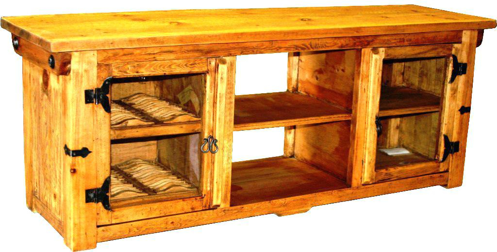 Most Current Rustic Furniture Tv Stands With Regard To Rustic Tv Console Table Theltco Full Image For Rustic Tv Stand And (View 15 of 25)