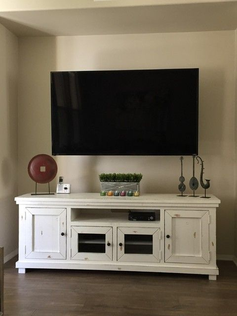 Featured Photo of Sinclair White 74 Inch Tv Stands