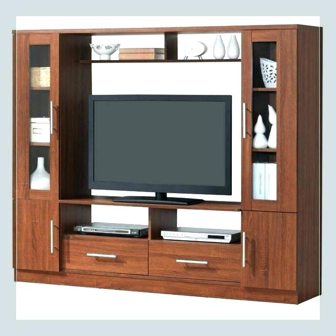Most Popular Flat Screen Tv Stands Corner Units Regarding Tall Tv Stands For Flat Screens Tall Cabinet For Bedroom Stands (View 12 of 25)