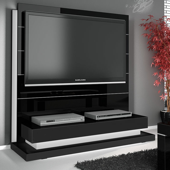 Most Popular Kilian Grey 49 Inch Tv Stands Inside Tv Stands With Hutch You'll Love (View 6 of 25)