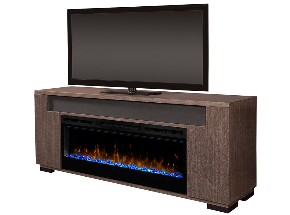 Most Popular Sinclair Grey 64 Inch Tv Stands Inside Grey Tv Console – Online (View 19 of 25)