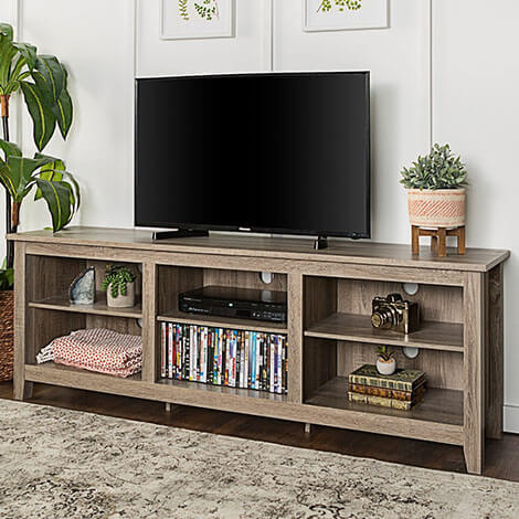 Most Recent Canyon 54 Inch Tv Stands Throughout Buy Tv Stands & Entertainment Centers Online At Overstock (View 19 of 25)