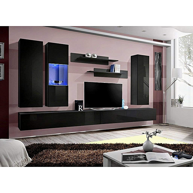 Most Recent Combs 63 Inch Tv Stands For Buy Generic Wall Mounted Floating Modern Tv Stand / Wall Unit With (Image 8 of 25)