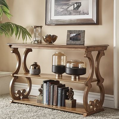 Most Recent Oscar 60 Inch Console Tables Pertaining To 8 Inch Deep Console Table (View 8 of 25)