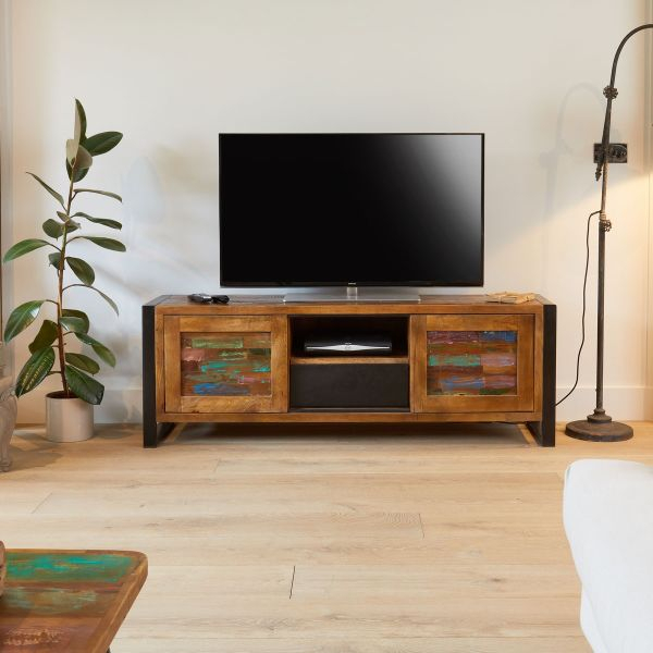 Most Recent Wide Tv Cabinets Intended For Wooden Tv Cabinets – Living Room At Wooden Furniture Store (Image 16 of 25)