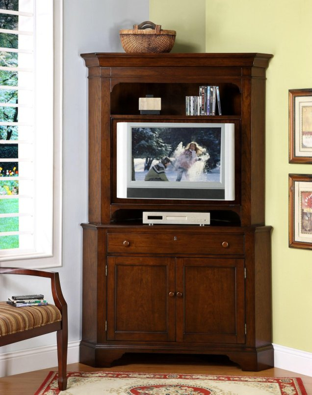 Most Recently Released Corner Tv Cabinet With Hutch Throughout Sideboards: Awesome Ikea Corner Hutch Storage Cabinets With Doors (View 6 of 25)