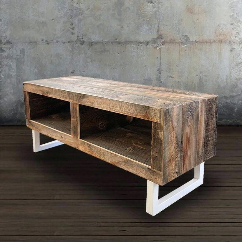 Most Recently Released Gunmetal Media Console Tables Within Tv Console White Console White Gunmetal Tv Console Table Ana White (Image 18 of 25)