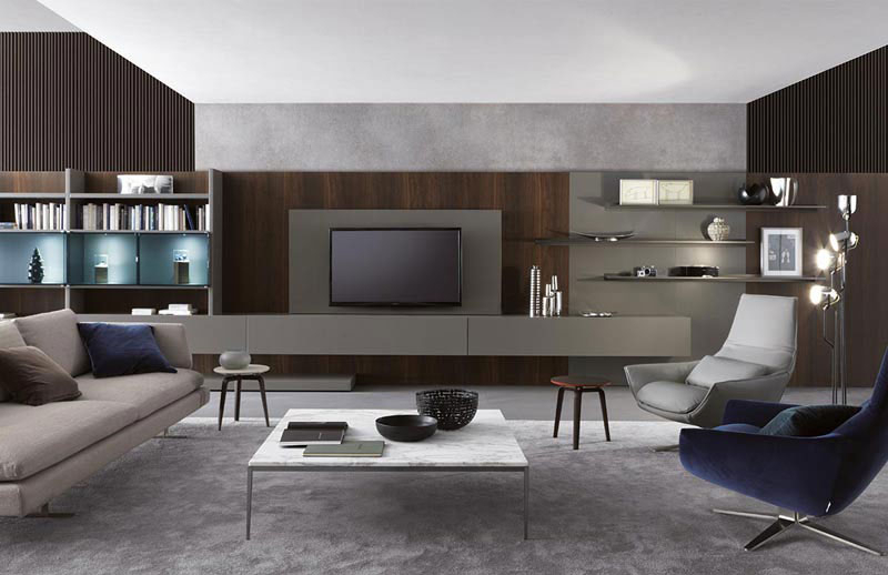 Most Up To Date Bespoke Tv Cabinet Regarding Tv Units & Tv Wall Units – Bespoke Lounge Furniture (View 16 of 25)