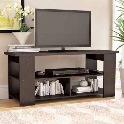 """Most Up To Date Caden 63 Inch Tv Stands Intended For Wade Logan Mendoza Tv Stand For Tvs Up To 50"""" & Reviews (Image 9 of 25)"""
