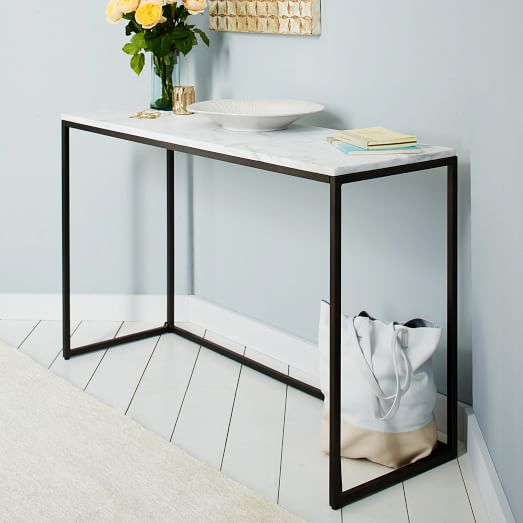 Most Up To Date Elke Marble Console Tables With Brass Base Intended For Best 25 Marble Console Table Ideas On Pinterest Consoles Stunning (Image 17 of 25)