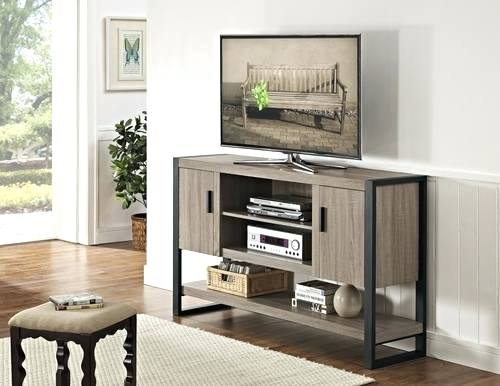 Most Up To Date Silviano 60 Inch Iron Console Tables For 60 Console Table Acme 60 Inch Metal Console Table – Gathalco (Image 19 of 25)