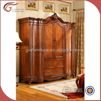 Most Up To Date Wood Tv Armoire Regarding American Antique Wood Tv Armoire A125 – Buy Solid Wood Armoire (Image 12 of 25)