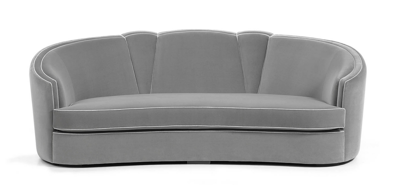 Munna – Josephine Sofa Channelling A Notable Art Deco Aesthetic, The In Josephine Sofa Chairs (Image 21 of 25)