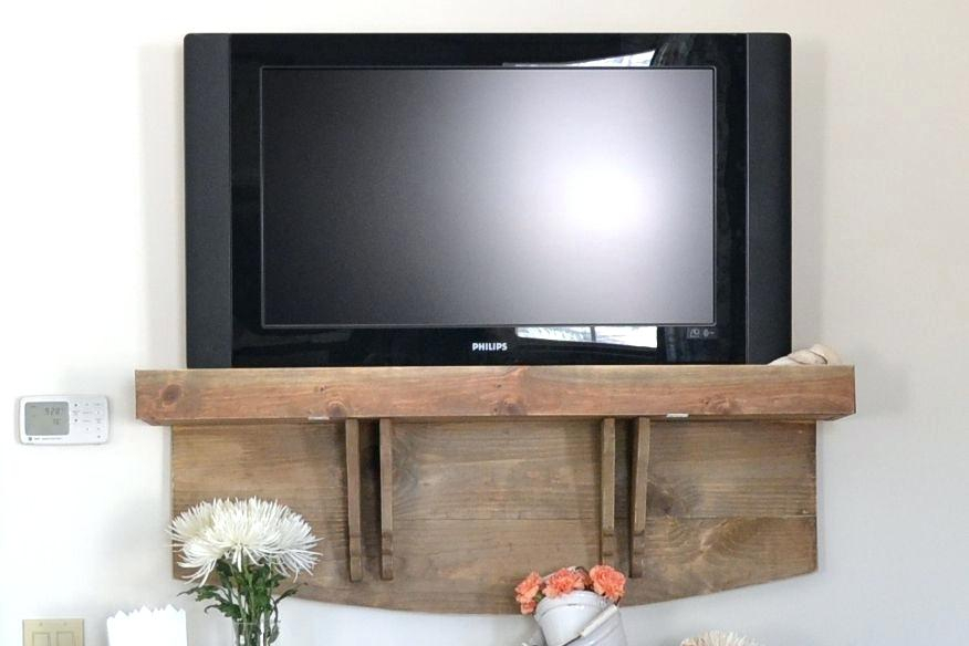 N7 Solid Wood Tv Stand Dark Oak Distressed Timber Rustic Chunky Regarding Latest Melrose Barnhouse Brown 65 Inch Lowboy Tv Stands (Image 16 of 25)