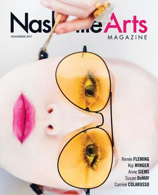 Nashville Arts Magazine – November 2017Nashville Arts Magazine In Newest Casey Umber 66 Inch Tv Stands (View 16 of 25)