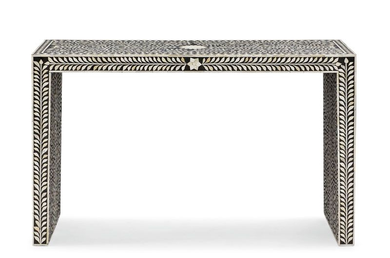 Navarro Console Table W 48 1/ (View 22 of 25)