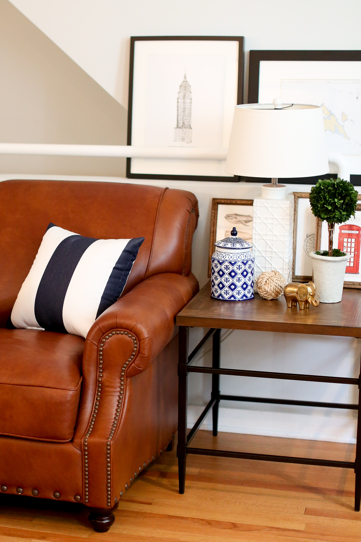 New Couches! - Kelly In The City in Landry Sofa Chairs