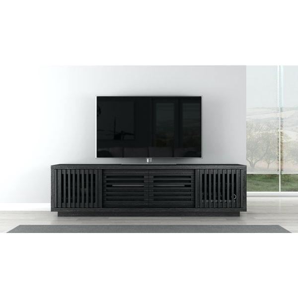 Featured Photo of Bale Rustic Grey 82 Inch Tv Stands