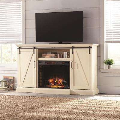 Newest Canyon 74 Inch Tv Stands Pertaining To Tv Stands – Living Room Furniture – The Home Depot (View 18 of 25)