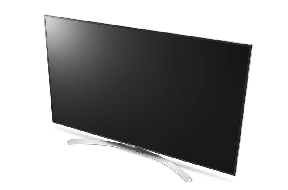 Newest Dixon White 65 Inch Tv Stands Pertaining To 75 Inch Super Uhd Tv (Image 13 of 25)