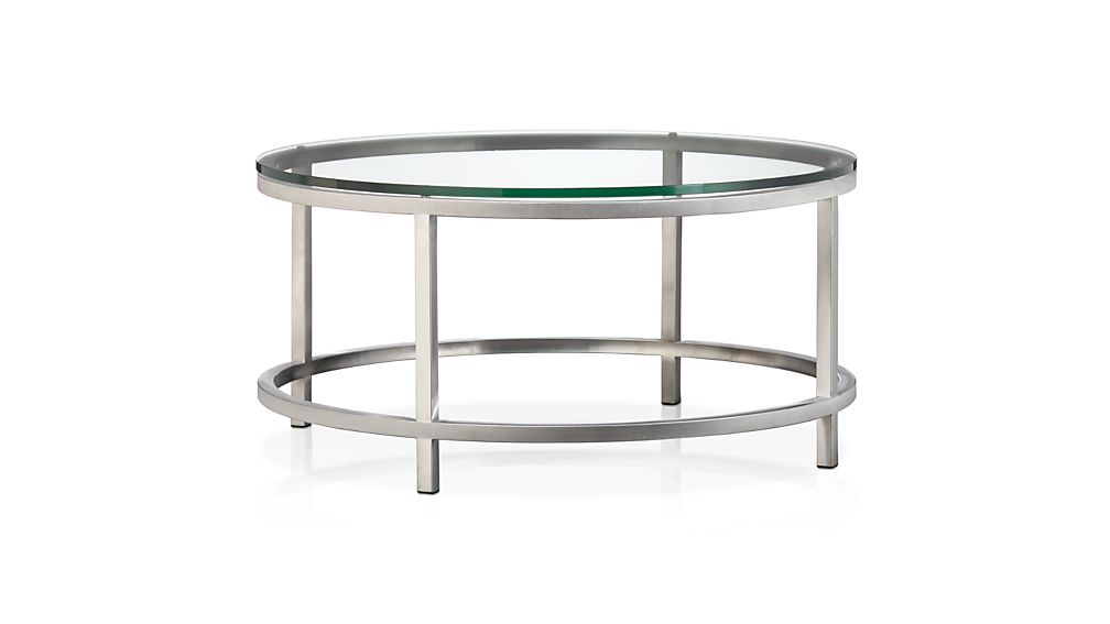 Newest Era Glass Console Tables Regarding Era Accent Tables (Image 19 of 25)