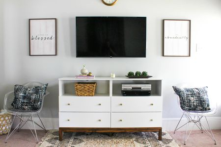 Newest Ikea Built In Tv Cabinets Within 7 Ways To Make Your Own Tv Stand To Hide Ugly Cable Boxes And Wires (View 20 of 25)