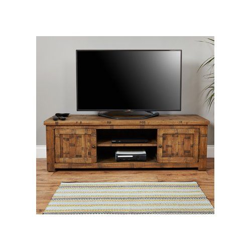 Newest Oak Tv Cabinet With Doors With Regard To Found It At Wayfair.co (View 22 of 25)