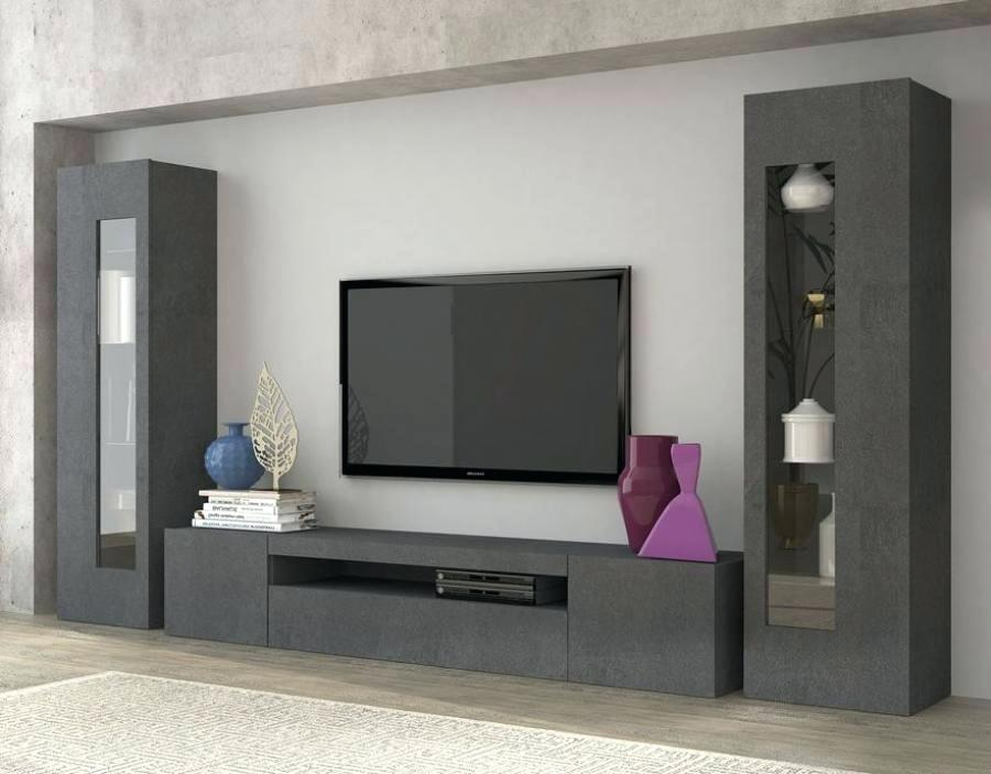 Newest Tv Cabinets With Glass Doors With Regard To Tv Cabinet – Atomicspeedware (Photo 13 of 25)