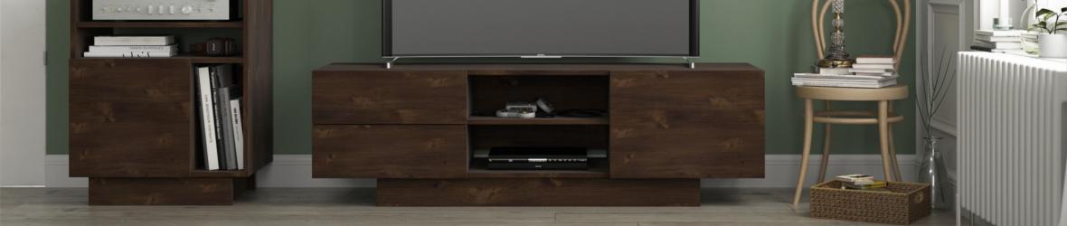 Nexeradistribution pertaining to Newest Caden 63 Inch Tv Stands