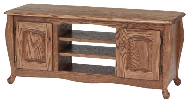 Oak Tv Table Legends Furniture Farmhouse Oak Console Royal Oak Tv Throughout Popular Oak Furniture Tv Stands (View 25 of 25)