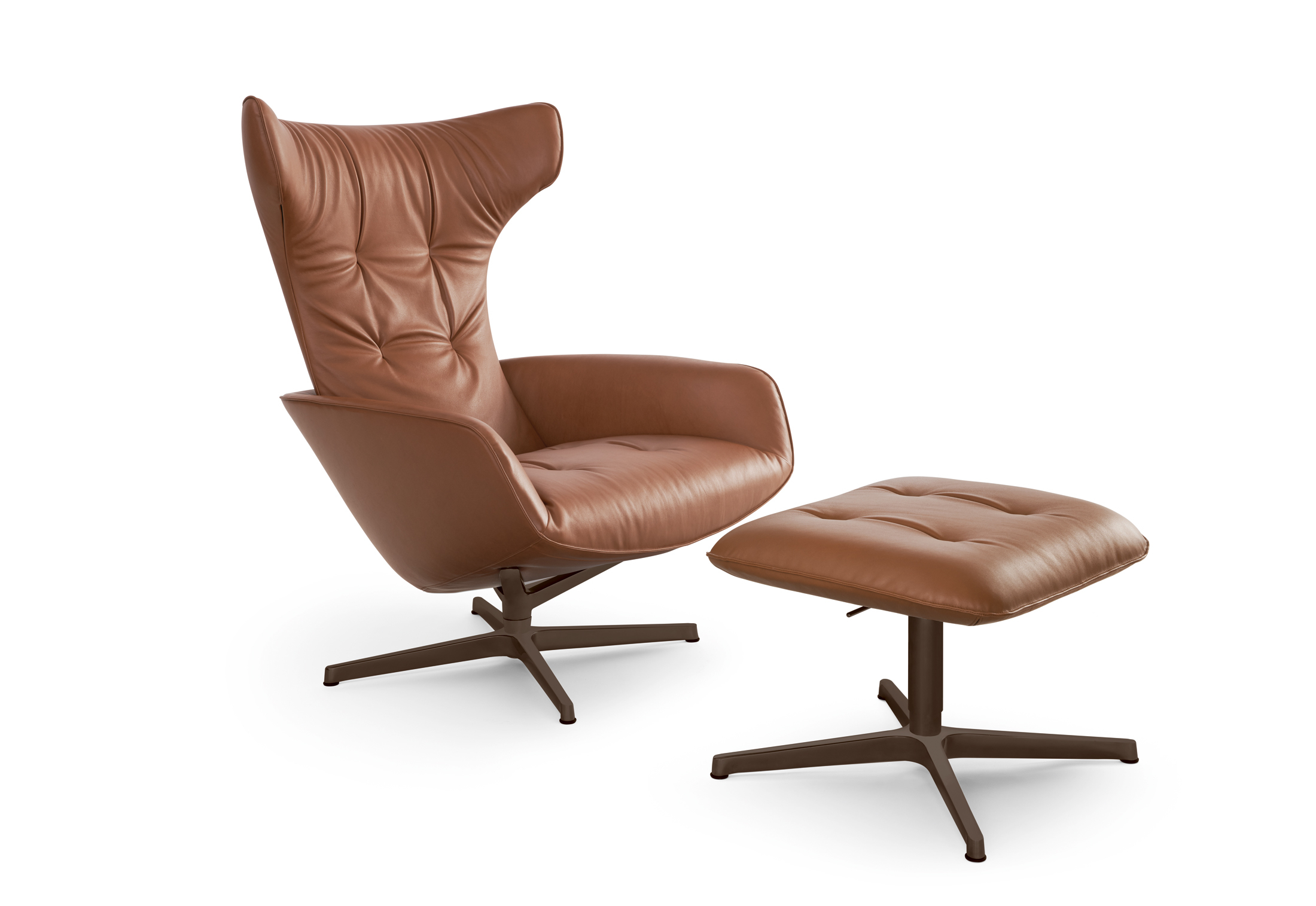 Onsa Chairwalter Knoll | Stylepark Intended For Walter Leather Sofa Chairs (View 19 of 25)