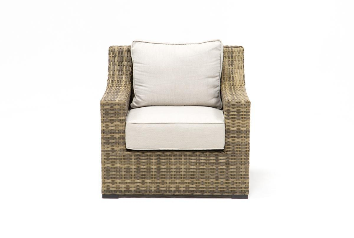 Outdoor Aventura Lounge Chair | Living Spaces regarding Outdoor Koro Swivel Chairs