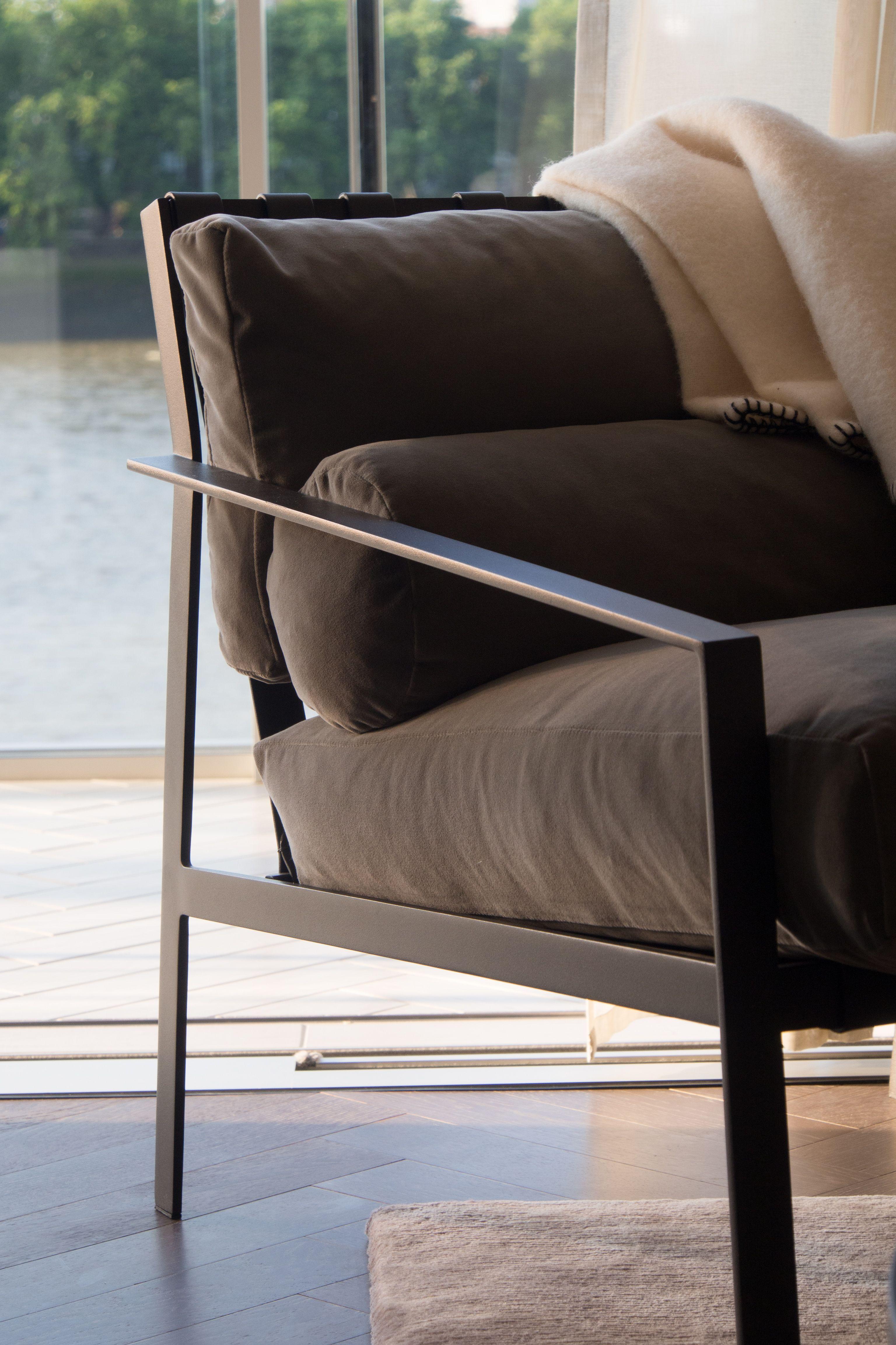 Ozio Armchairarketipo Designedgordon Guillaumier The Ozio Intended For Gordon Arm Sofa Chairs (Photo 24 of 25)