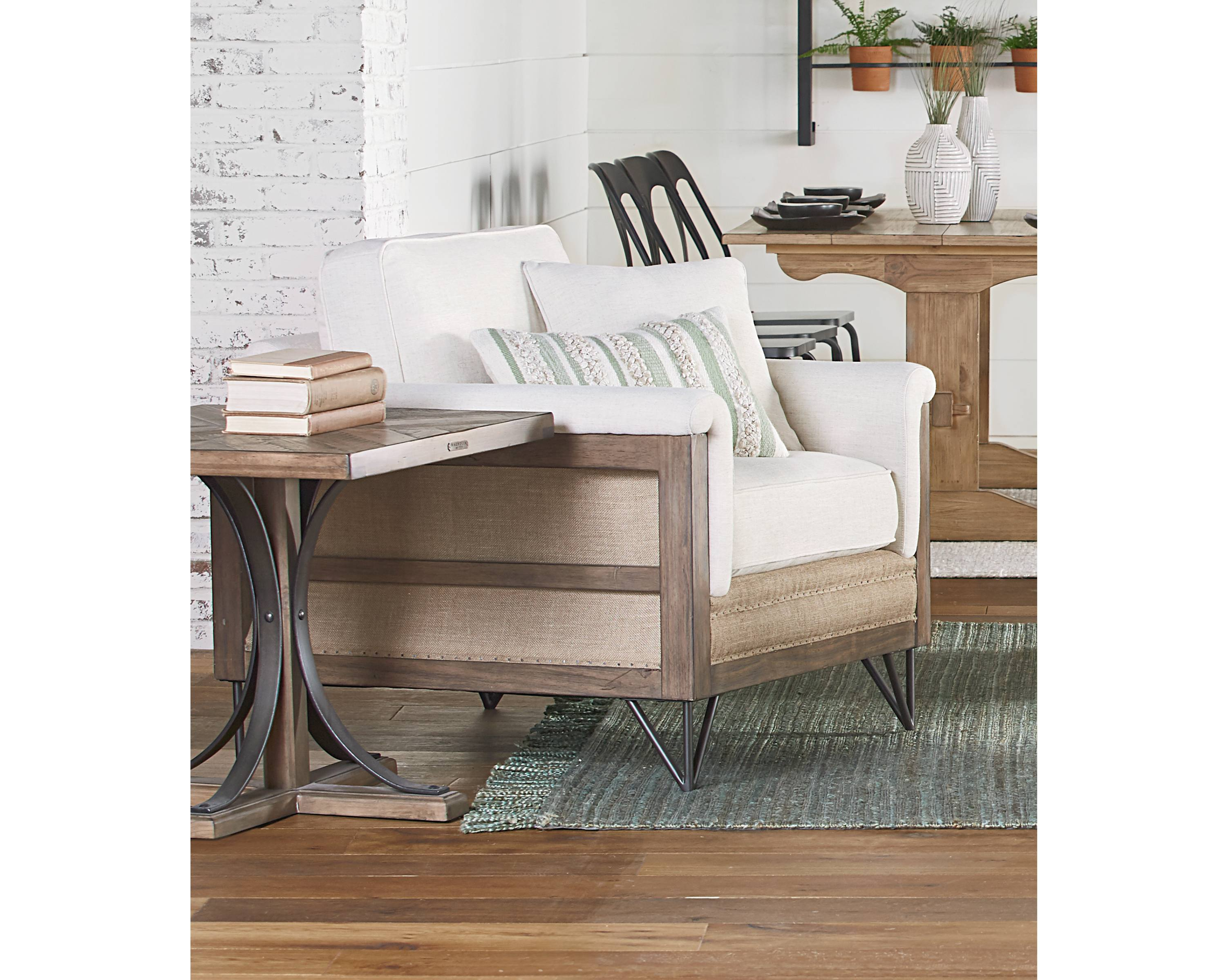 Paradigm Chair – Magnolia Home Throughout Magnolia Home Paradigm Sofa Chairs By Joanna Gaines (View 10 of 25)