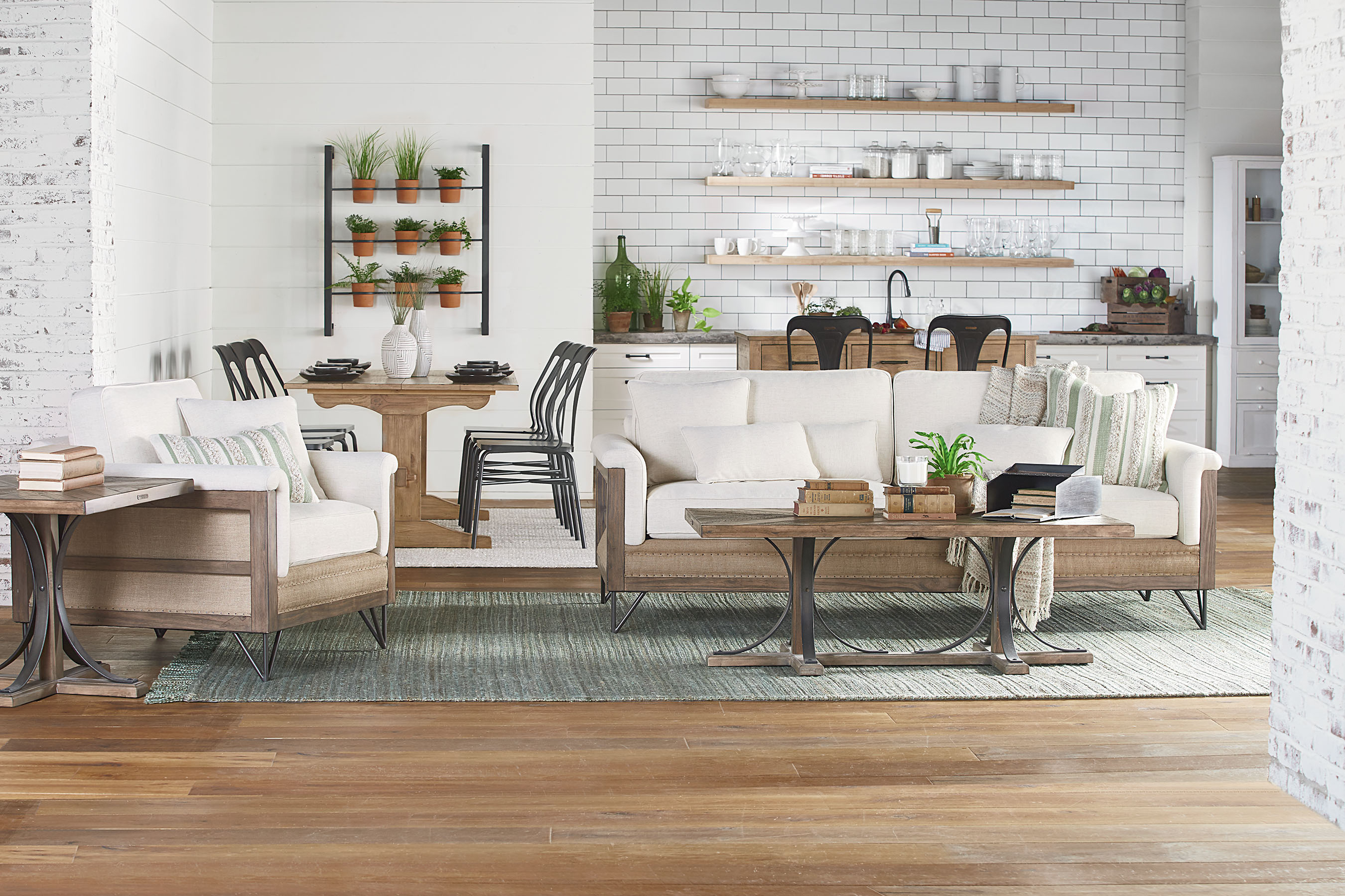 Paradigm Sofa – Magnolia Home In Magnolia Home Paradigm Sofa Chairs By Joanna Gaines (View 2 of 25)