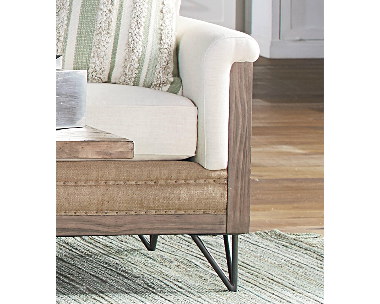 Paradigm Sofa - Magnolia Home pertaining to Magnolia Home Paradigm Sofa Chairs by Joanna Gaines