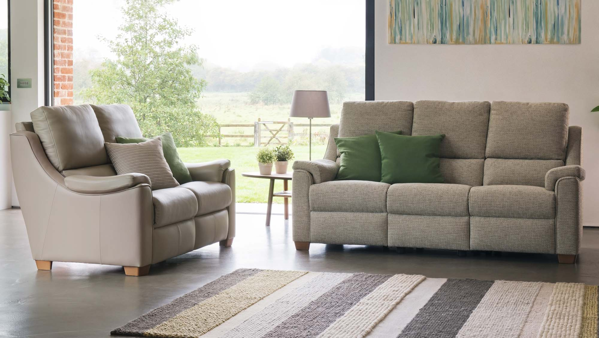 Parker Knoll Albany – Fabric Ranges – Sofas & Chairs | Tr Hayes With Regard To Parker Sofa Chairs (Image 10 of 25)