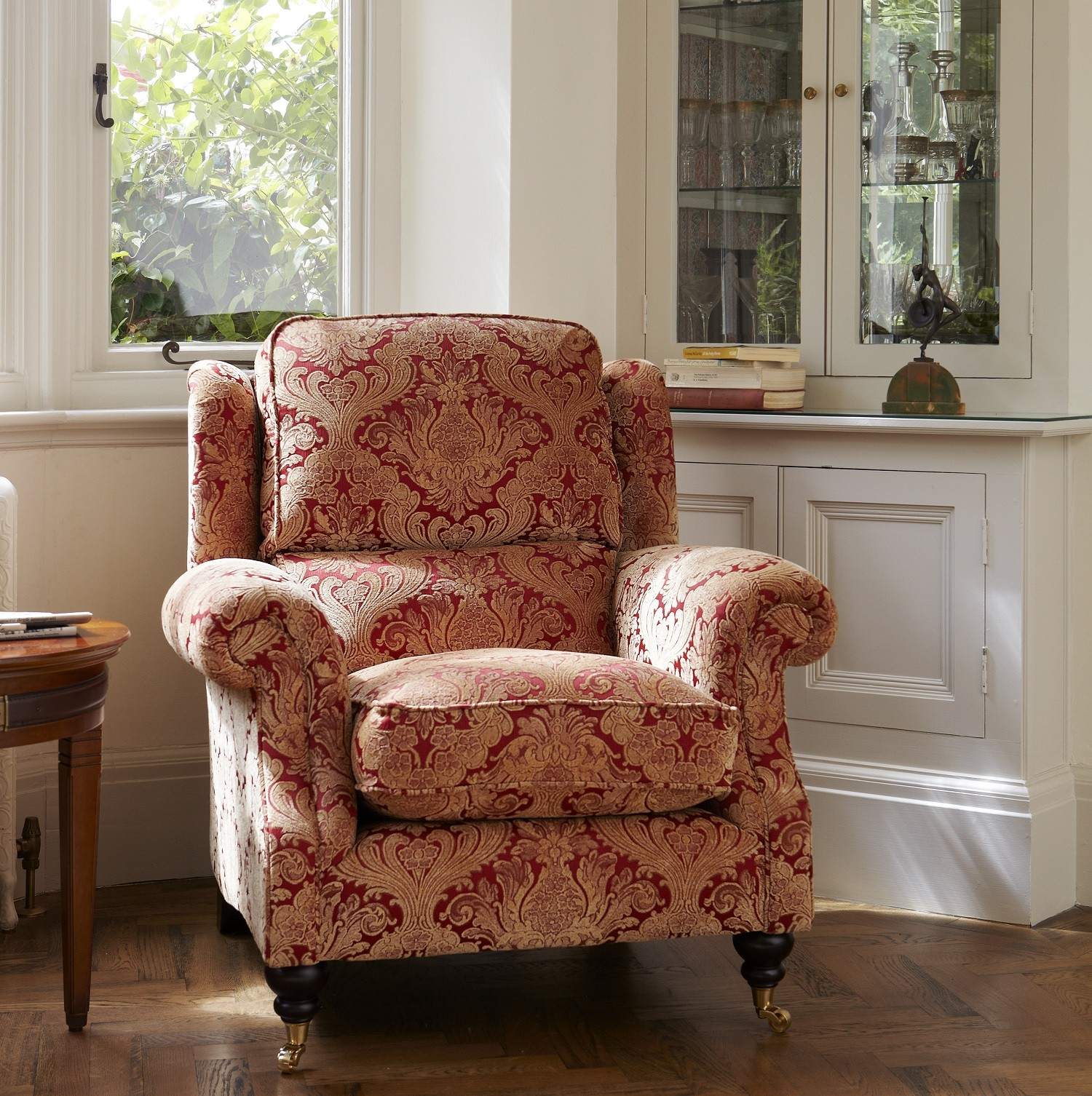 Parker Knoll Oakham Armchair – Chairs In Parker Sofa Chairs (Image 16 of 25)
