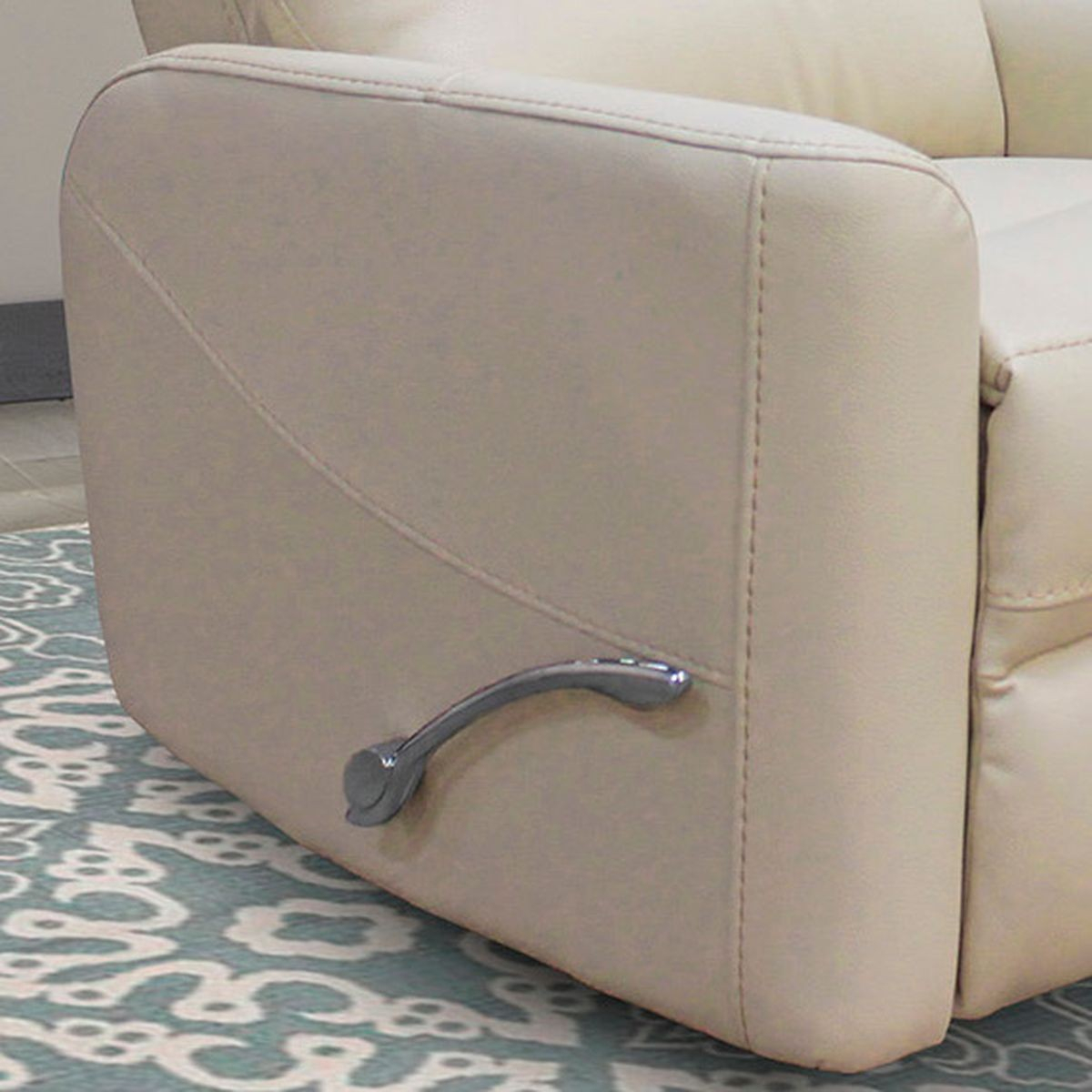 Parker Living Hercules Glider Swivel Recliner With Articulating for Hercules Grey Swivel Glider Recliners
