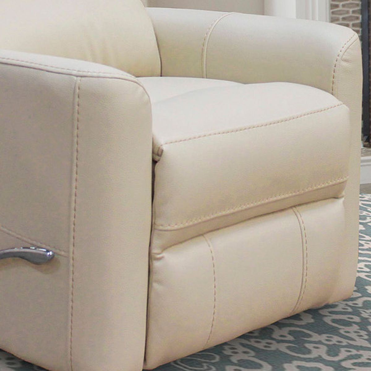 Parker Living Hercules Glider Swivel Recliner With Articulating Throughout Hercules Oyster Swivel Glider Recliners (View 8 of 25)